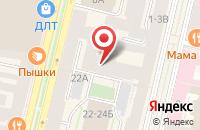 Схема проезда до компании Санкт-Петербургский Университетский Консорциум в Санкт-Петербурге
