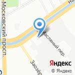ЛевадаРост на карте Санкт-Петербурга