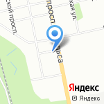 Меткомбанк на карте Санкт-Петербурга