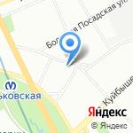 Дом физической культуры на карте Санкт-Петербурга