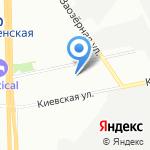 Центр социальной адаптации лиц на карте Санкт-Петербурга