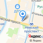 Boft на карте Санкт-Петербурга
