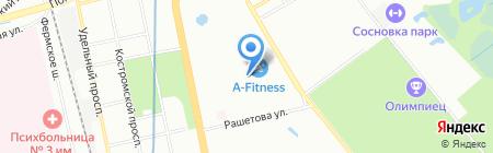 Пневматик СПб на карте Санкт-Петербурга