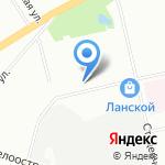 ПромЭкоСистемы на карте Санкт-Петербурга