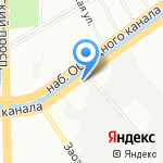 Реал-Дент на карте Санкт-Петербурга