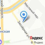 Интертрейдинг на карте Санкт-Петербурга