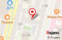 Схема проезда до компании Продюсерский Центр «Медиашоу» в Санкт-Петербурге