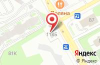 Схема проезда до компании Фаза в Санкт-Петербурге