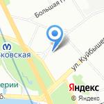 КАРНЕТ на карте Санкт-Петербурга