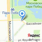Форус банк на карте Санкт-Петербурга