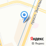 Zasov на карте Санкт-Петербурга