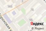 Схема проезда до компании ЭЛЬО УРУСЭЛЬ в Санкт-Петербурге