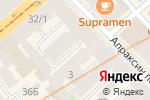 Схема проезда до компании Сервис в Санкт-Петербурге
