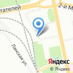 СФС-Строй на карте Санкт-Петербурга