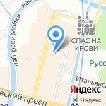 Sawmill Concept на карте Санкт-Петербурга