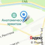 НИИ Хирургии и Неотложной медицины на карте Санкт-Петербурга