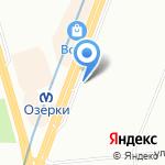 Mikado bakery на карте Санкт-Петербурга