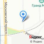 Центр компьютерного сервиса на карте Санкт-Петербурга