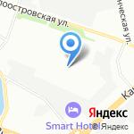 Artwall на карте Санкт-Петербурга