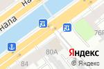 Схема проезда до компании Мебель-эксклюзив в Санкт-Петербурге