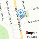 ЦветТорг на карте Санкт-Петербурга