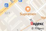 Схема проезда до компании Феникс в Санкт-Петербурге