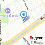 Детский сад №159 на карте Санкт-Петербурга