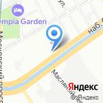 Авто-АЗМ на карте Санкт-Петербурга