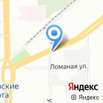 Алгоритм безопасности на карте Санкт-Петербурга