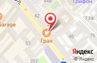 Схема проезда до компании Экотест в Санкт-Петербурге