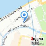 Monte Carlo на карте Санкт-Петербурга