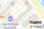 Схема проезда до компании Квант-Энерджи в Санкт-Петербурге