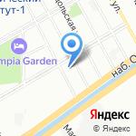 Экотранс на карте Санкт-Петербурга