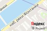 Схема проезда до компании BGL в Санкт-Петербурге