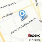 Мастерская №9 на карте Санкт-Петербурга