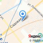 Clover на карте Санкт-Петербурга