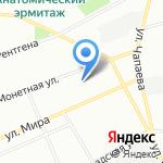 Fasto на карте Санкт-Петербурга