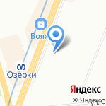Бада-Бум на карте Санкт-Петербурга