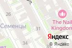 Схема проезда до компании Лиатрис в Санкт-Петербурге