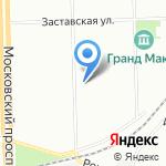 Синитта СПб на карте Санкт-Петербурга