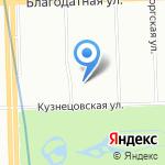 Детский сад №269 на карте Санкт-Петербурга