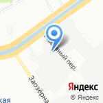 Millenium Dance studio на карте Санкт-Петербурга
