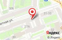 Схема проезда до компании Издательство Держава в Санкт-Петербурге