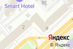 Схема проезда до компании Gedoni в Санкт-Петербурге