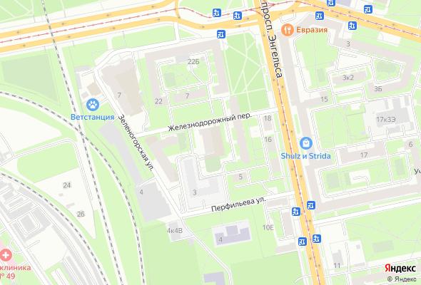 жилой комплекс Solo