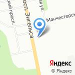 Карун на карте Санкт-Петербурга