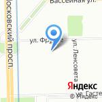 Lord Travel на карте Санкт-Петербурга