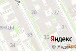 Схема проезда до компании Антей в Санкт-Петербурге