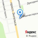 Авто Премиум на карте Санкт-Петербурга