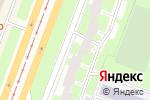 Схема проезда до компании Коктейль в Санкт-Петербурге